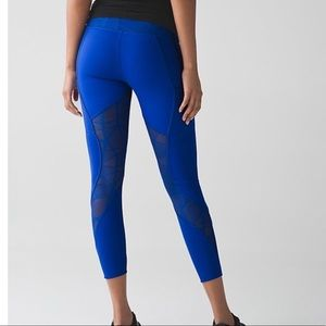 Lululemon Goal Crusher 7/8 tights